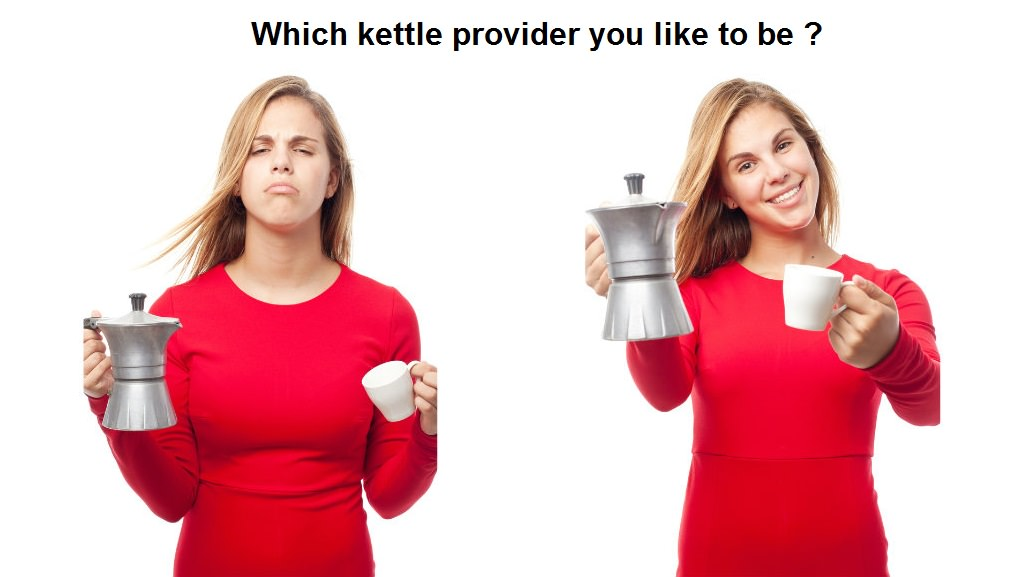 which pentaho kettle provider you like to be